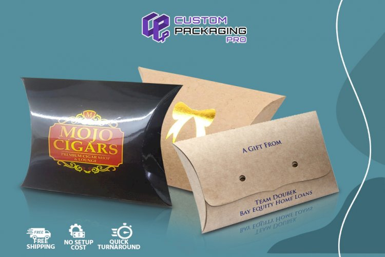 Custom Boxes with Logo and Slogans