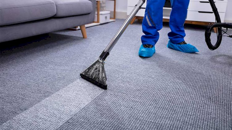 Professionally Cleaning Loose Carpets