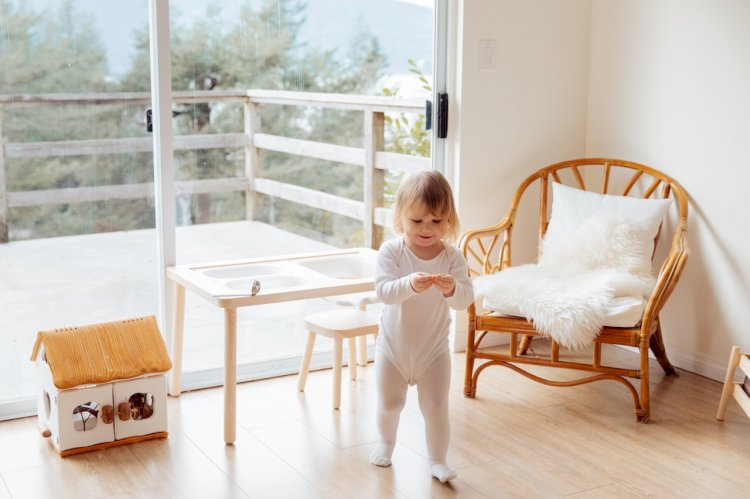 How to Baby-proof Your New Home