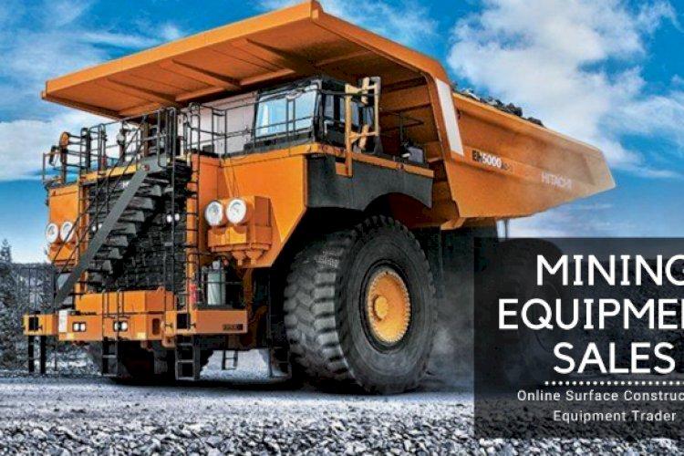 #1 Mining Equipment Trader