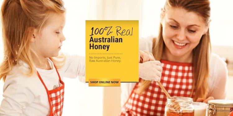 Simply Honey - Australian Honey