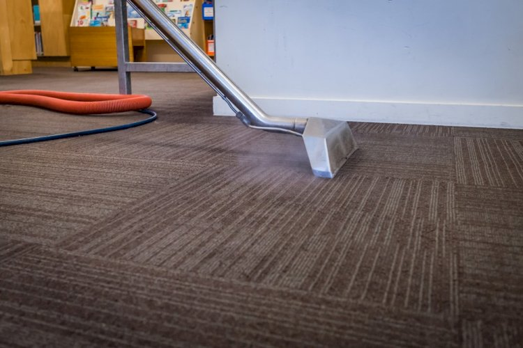 Tips and techniques for steam cleaning carpets