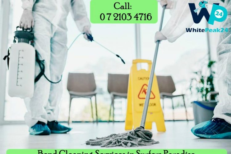 Bond Cleaning Services in Surfers Paradise