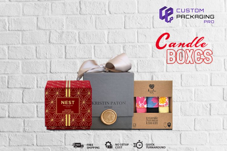 Candle Boxes for Better Retail Benefits