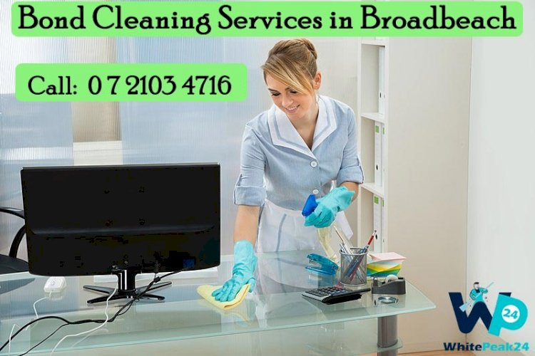 Bond Cleaning Services in Broadbeach