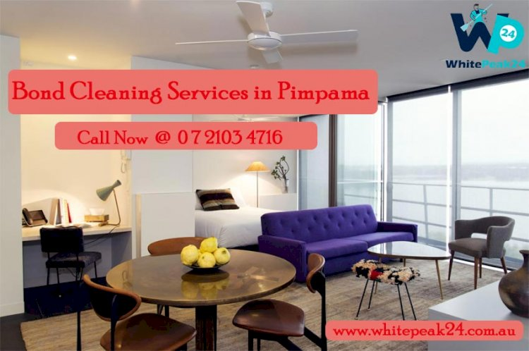 Bond Cleaning Services in Pimpama