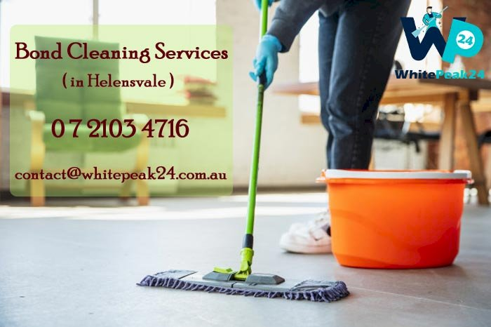 Bond Cleaning Services in Helensvale