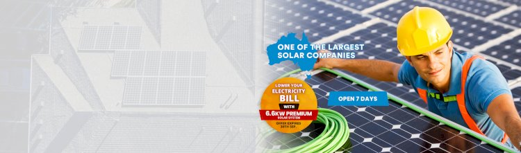 Utilize The Eco-Friendly Energy Solution With 6kw Solar System