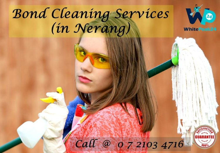 Bond Cleaning Services in Nerang
