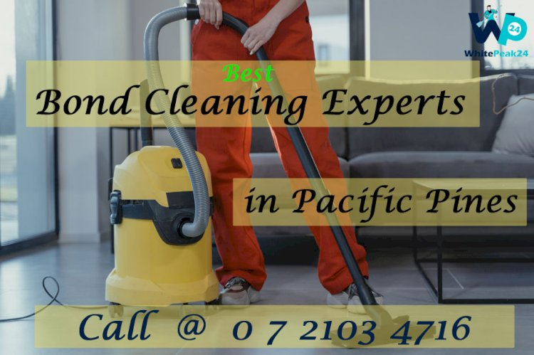 Bond Cleaning Services in Pacific Pines