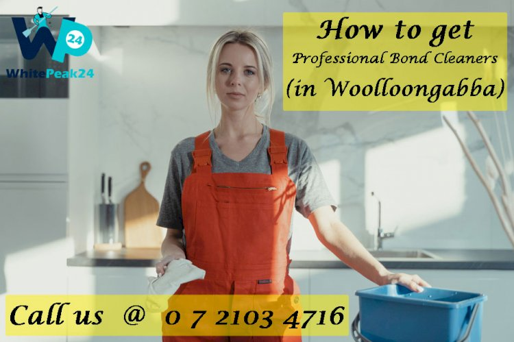 Bond Cleaning Services in Woolloongabba