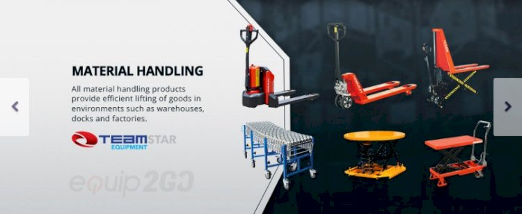 Things to consider while buying material handling equipment