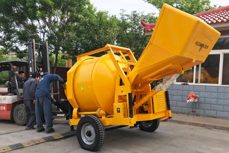 Where To Buy A Concrete Mixer Machine With Diesel Engine In Pakistan