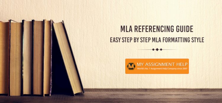 How To Cite MLA Referencing?