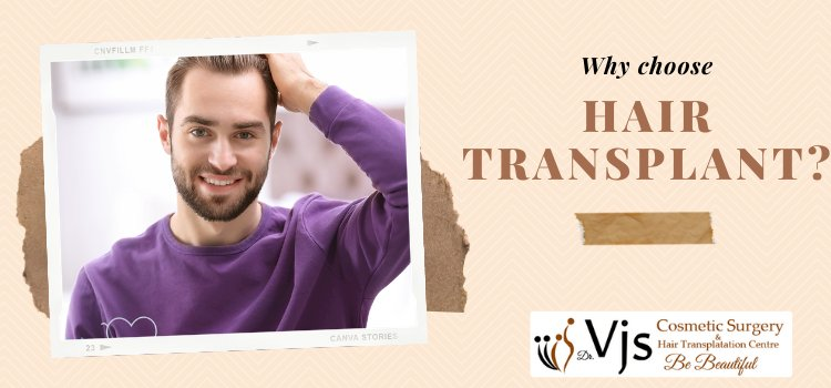 Hair transplant: Why do men and women choose hair transplant treatment?