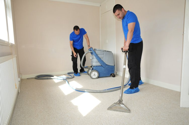 What are the Benefits of Steam Carpet Cleaning?