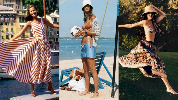 Affordable & Trendy Beachwear To Beat The Heat