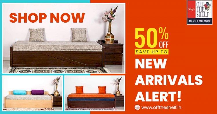 Top Space Saving Home Furniture Online in Mumbai – Offtheshelf