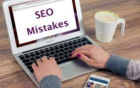 The most common SEO mistakes you see on the internet