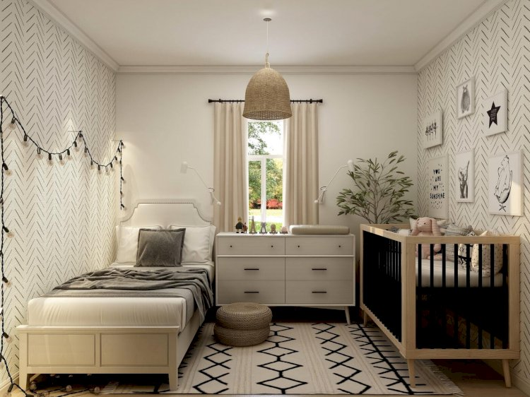 How to decorate kids' bedrooms to be comfortable