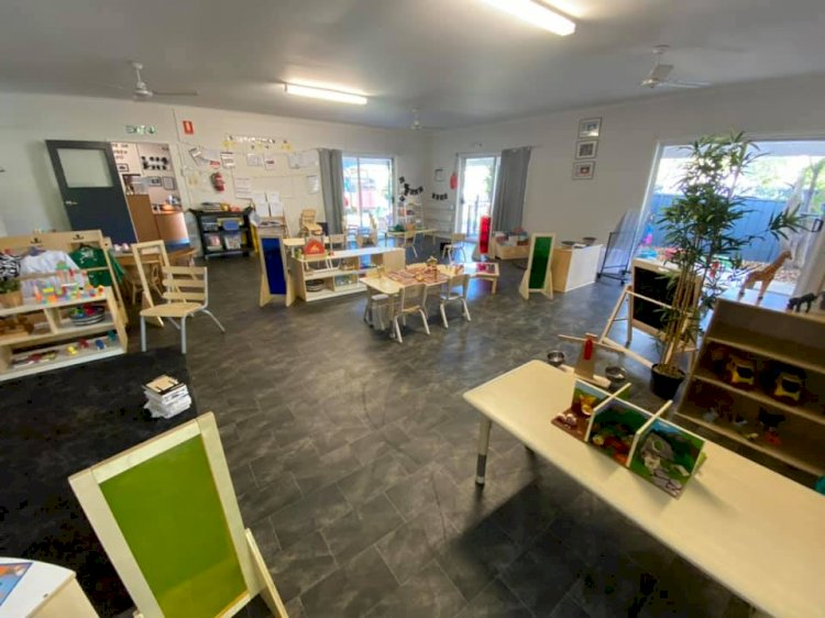 The Benefits Of Childcare