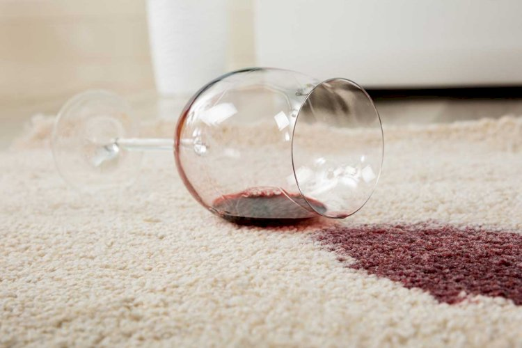 Remove Ugly Spots on a Carpet: Mark's Carpet Cleaning