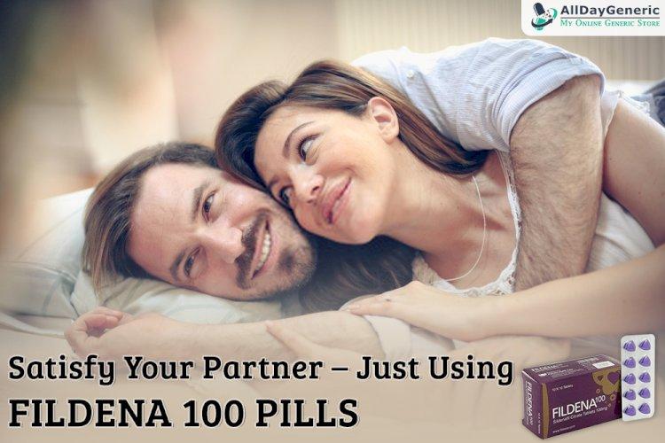 Satisfy Your Partner – Just Using Fildena 100 Pills