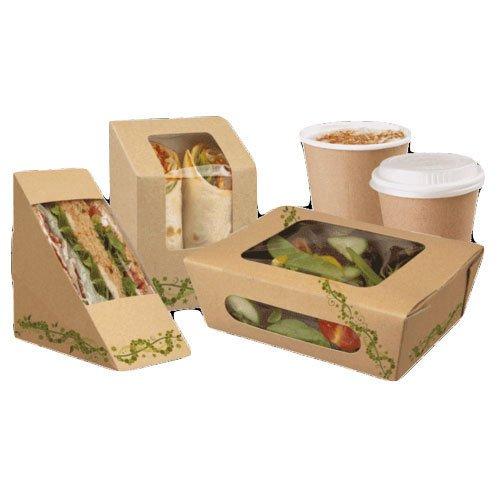 Benefits of Kraft food boxes  |  RSF Packaging