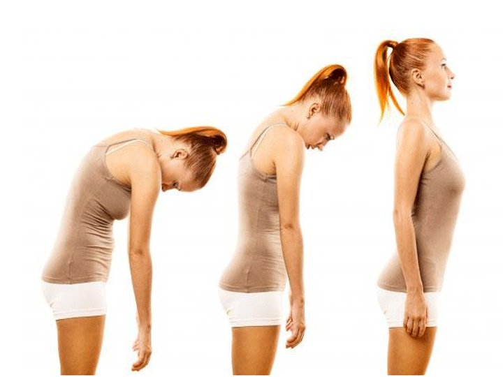 Poor Posture Got You Down? Stand Tall For More Energy