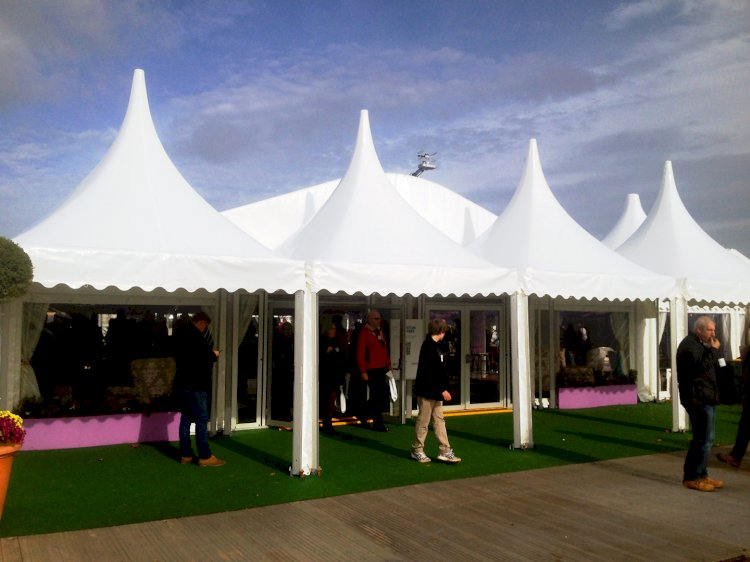 Why Go for Corporate Marquees for Sales?
