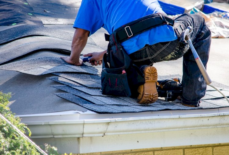 How Do You Go About Choosing a Roof installation Specialist?