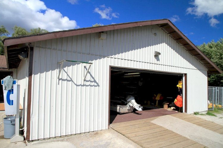 Why You Should Invest an Industrial Shed?