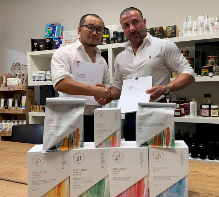 G&M Orient and Botanical Path welcomes natural beauty company Botanical Path to the family, signing exclusive distribution deal