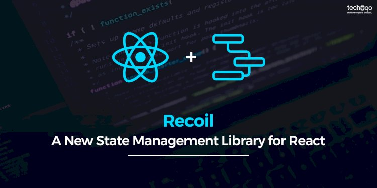 Recoil - A New State Management Library For React