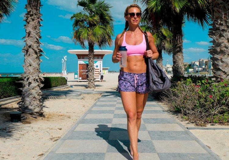 Benefits of making walking a daily habit