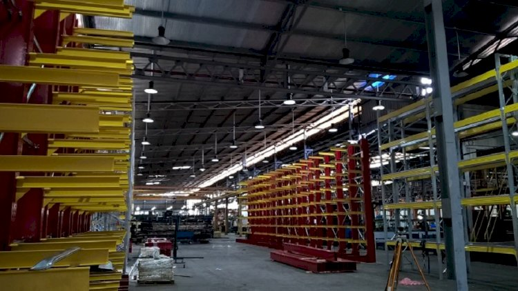Different Types of Pallet Racking Storage