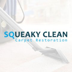 Squeaky Clean Carpet Restoration