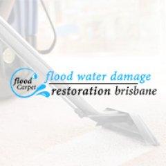 Flood Water Damage Restoration Brisbane
